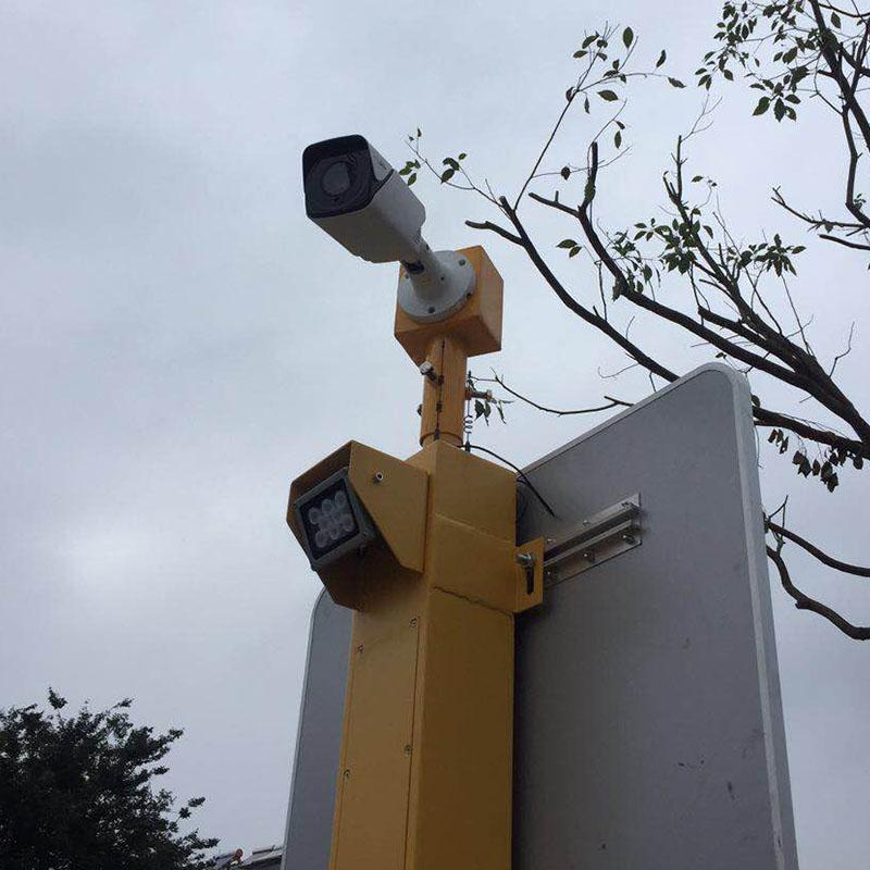 智能斑马线相机