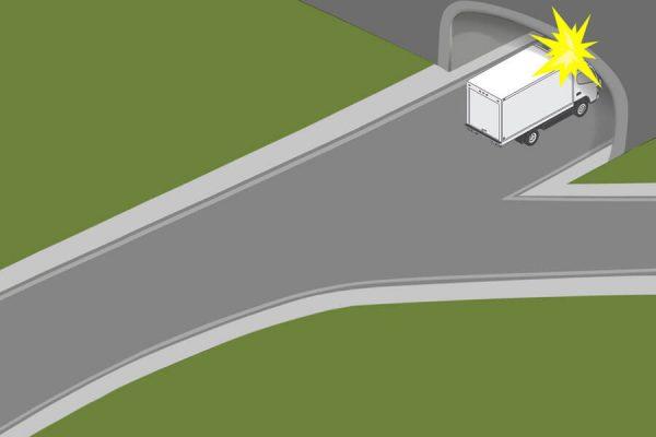解决方案-未装配限高预警系统